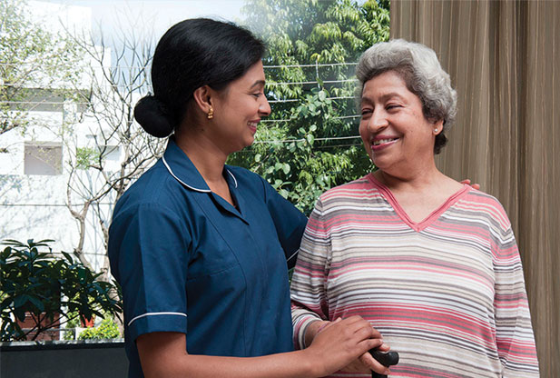 Caretaker for Elderly in Mumbai