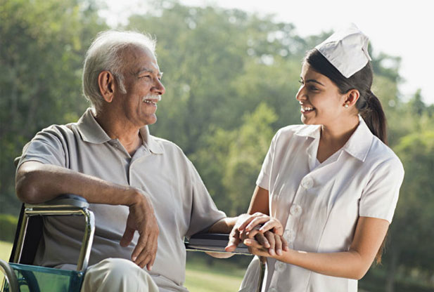 elderly care services at home