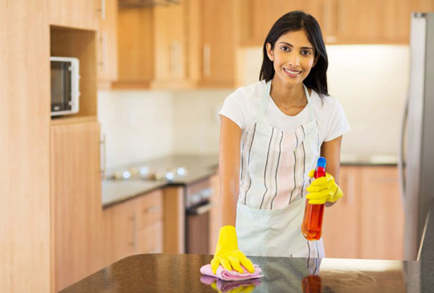 Hiring Platform for housemaid