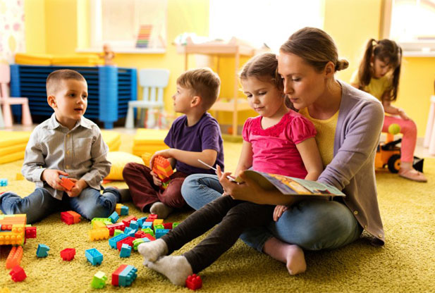 Child Care Services in Mumbai